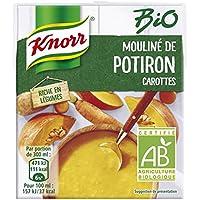 Knorr potiron carotte bio 300 ml - Prix Unitare - Livraison Gratuit Sous 3 Jours