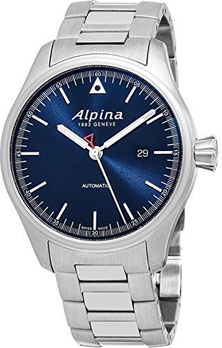 Alpina Startimer Pilot Herren-Armbanduhr 44mm Automatik AL-525N4S6B