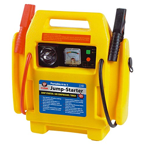 4 en 1 400 Amp Jump Start Booster avec compresseur d'air