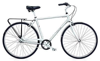Electra Loft 7i Herren Fahrrad Regular Silber Stadt Rad Alu Urban City Retro 700C, 513366