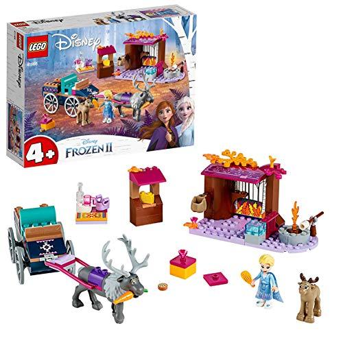 LEGO Disney Princess - Aventura en Carreta de Elsa