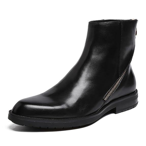 Herren Leder Spitz Boots Of England Outdoor Recreation