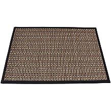 cd6597b77af09 CASA TESSILE Bamboo Lurex tappeto passatoia cm 50x75