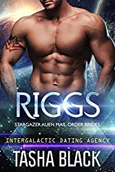 Riggs: Stargazer Alien Mail Order Brides #15 (Intergalactic Dating Agency) (English Edition)