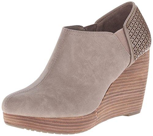 Dr. Scholl's Shoes Damen Pferdeschuh Taupe 39.5 EU W (Dr. Scholls Heels)