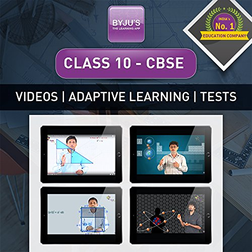 BYJUS Class 10th CBSE Preparation (Tablet)