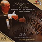 Symphony No.1, Variations on a theme of Haydn