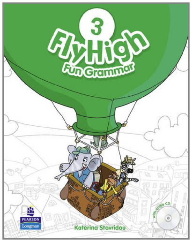 Fly High Level 3 Fun Grammar Pupils Book for Pack