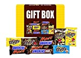 Mars, M&M's and Snickers Mixed Gift Box 666 g