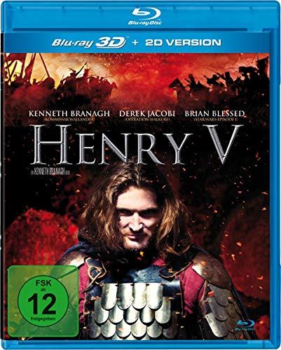 Henry V. [3D Blu-ray]