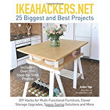 IKEA Hacks: DIY Home Furnishing Projects from IkeaHackers.net