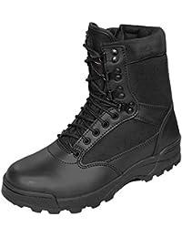 Brandit SWAT Tactical Boot Zipper Schwarz