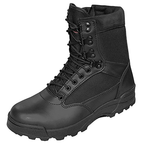 Brandit SWAT Tactical Boot Zipper schwarz - ()