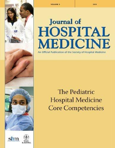 The Pediatric Hospital Medicine Core Competencies by Erin R. Stucky (2010-04-27)