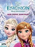Die Eiskönigin - Völlig unverfroren: Der Comic zum Film