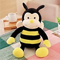 ycmjh Cute Bee Plush Soft Toy Animal Cartoon Plush Gift 50cm