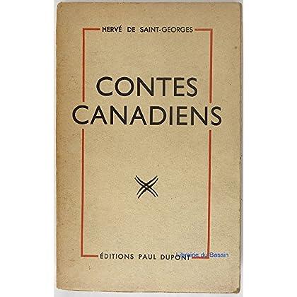 Contes canadiens