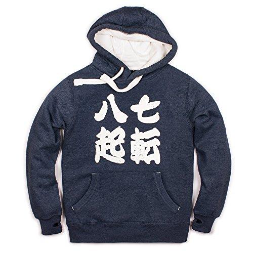 Strand Clothing - Sweat-shirt à capuche - Homme Vintage Navy