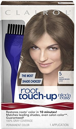 Nice 'n Easy Root Touch-Up, Medium Brown [005] 1 ea by Clairol - Clairol Touch-up