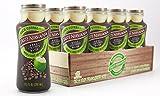 TASTE NIRVANA Coco Coffee - Premium Kokoswasser aus Thailands erntefrischen jungen Nam Hom Kokosnüssen mit frisch gebrühtem Espresso (Set: 12 Flaschen x 280ml)