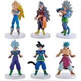 THTB DragonBall Z 6er Figuren Set ca. 14 cm Set 2