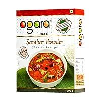 OGARA Sambar Powder - 200gms (Pack of 2) + Free 100gms VANGIBATH Powder