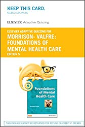 Elsevier Adaptive Quizzing for Foundations of Mental Health Care Retail Access Card