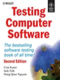 Testing Computer Software, 2ed