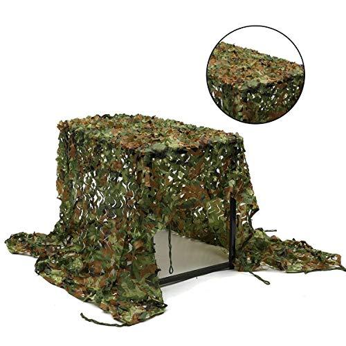 Tarnnetze Tarnnetz Camo Net Camouflage Net Tarnnetz, Tarnnetz for Kinder Erhältlich in 4m, 5m, 6m for Schlafzimmer mit dichtem Fell Tarnnetz Armee-Tarnnetz Oxford-Stoff Ideal for Sonnenschutzzelte Cam Cam Beobachten