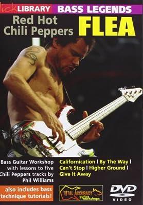 Bass Legends - Flea [UK Import]