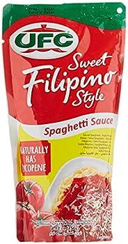 UFC Spaghetti Sauce Sweet Filipino Style, 250 gm