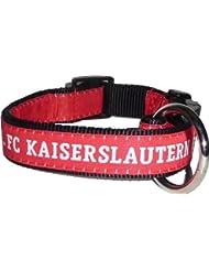 HUNDEHALSBAND HALSBAND 45-60 cm 1. FC KAISERSLAUTERN
