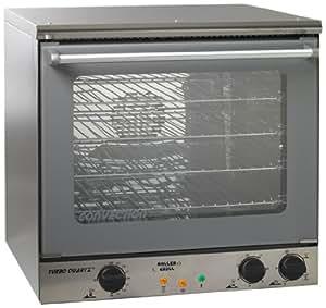 roller grill r fc60tq four chaleur tournante turbo quartz cuisine maison. Black Bedroom Furniture Sets. Home Design Ideas