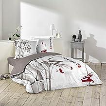 housse couette bambou. Black Bedroom Furniture Sets. Home Design Ideas
