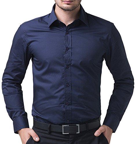 homme-chemise-decontractee-a-manches-longues-pour-papa-l-bleu-marine-cl5252-4