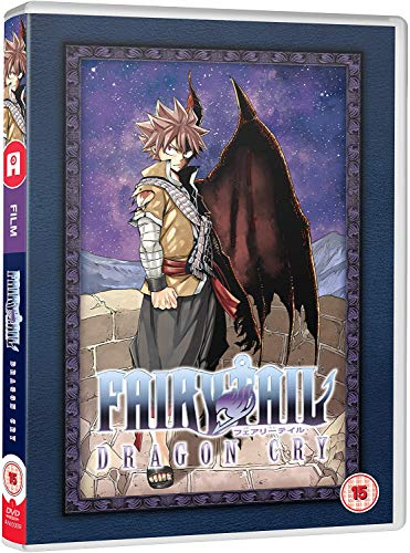 Fairy Tail - Dragon Cry - Standard DVD [UK Import]