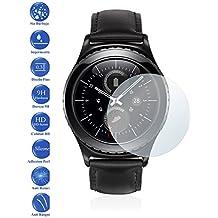 Protector de Pantalla Cristal Templado Vidrio 9H para Samsung Galaxy Gear S2 / 2 - Todotumovil