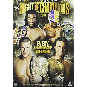 Night of Champions 2009 [Edizione: Germania]