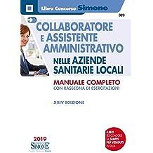 Collaboratore e assistente amministrativo nelle Aziende Sanitarie Locali