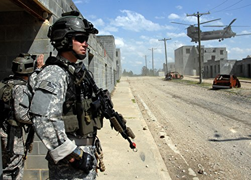 us-army-ranger-urban-operations-close-quarters-combat-visual-battle-drills-analysis-english-edition