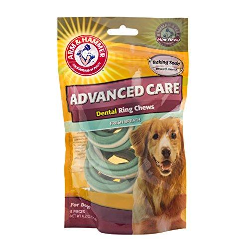 Arm & Hammer Advanced Care Dental Ring Chews - Mint Flavor