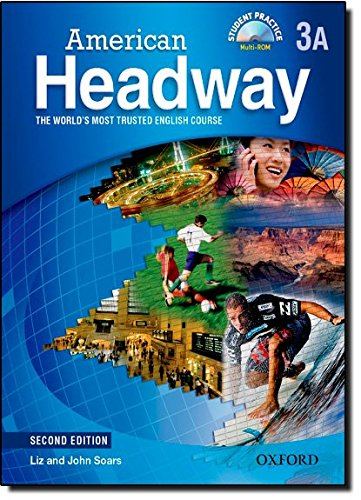 American Headway, Second Edition: Level 3: Split Student Book A with MultiROM