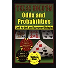 Texas Hold'em Odds and Probabilities (English Edition)