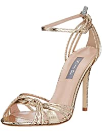 SJP by Sarah Jessica Parker Women's Willow Ankle Strap Sandals