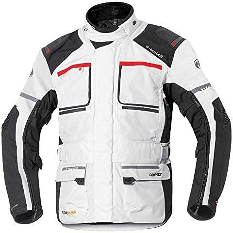 Held Carese II giacca Tour GTX, Uomo Donna, grigio/nero, 335 kurz