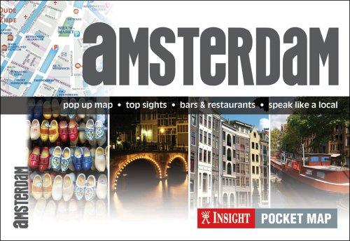 Amsterdam Insight Pocket Map