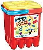 Stickle Bricks Big Red Bucket
