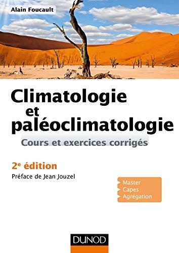 Climatologie et paléoclimatologie - 2e éd.
