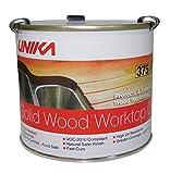 Unika Schnellwirkendes Öl für Arbeitsplatten aus Massivholz, 375 ml