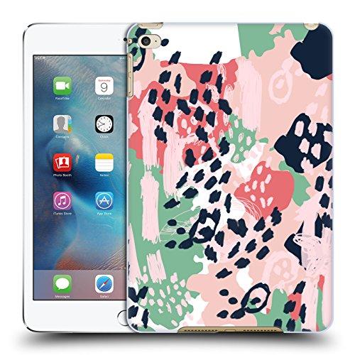 Head Case Designs Offizielle Charlotte Winter Brooke Abstrakt Ruckseite Hülle für Apple iPad Mini 4 (Mini Brooke)